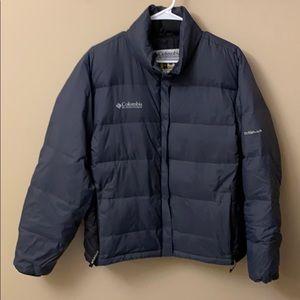 Columbia Titanium Interchange Puffer Jacket black